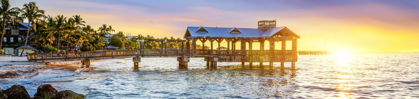 Tropisch paradijs Key West