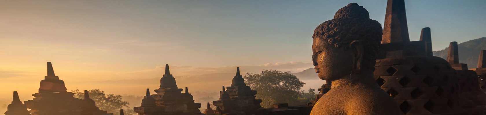 Borobudur, Jogjakarta