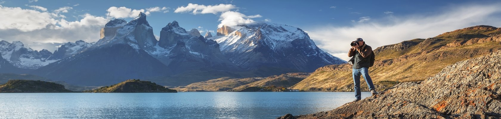 Torres del Paine Nationaal Park