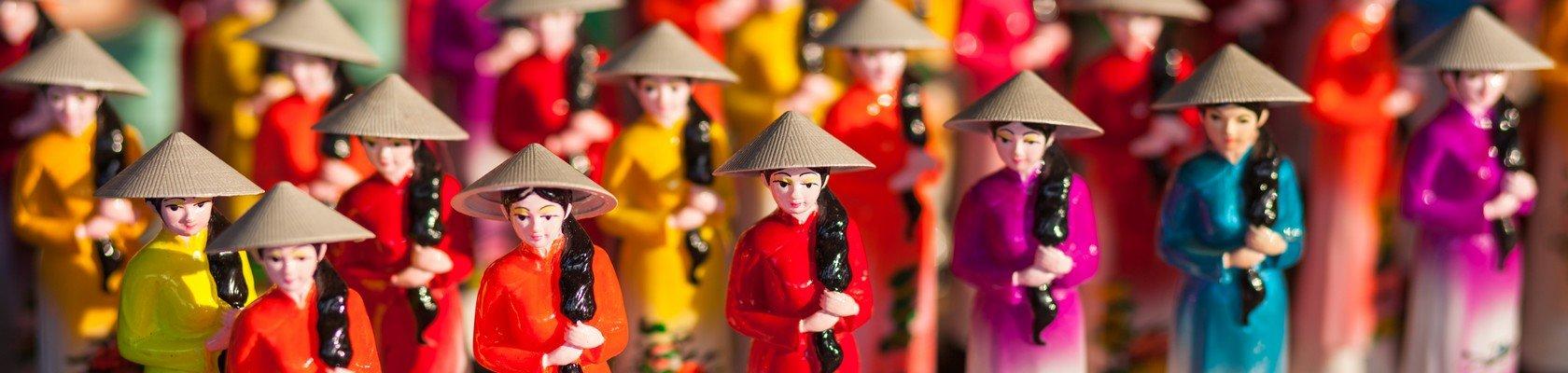 Koloniale binnenstad van Hanoi