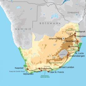 Lokale dating in Zuid-Afrika