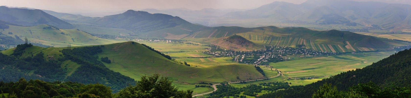 Armeens heuvellandschap