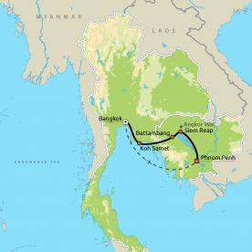 Bijzonder Thailand & Cambodja