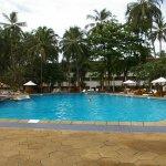 Zwembad Tangerine Beach Kalutara Sri Lanka