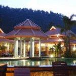 Zwembad Koh Chang Paradise Koh Chang Thailand