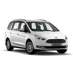 Bv. Ford Galaxy Minivan
