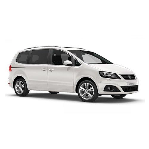 Bv. Seat Alhambra Minivan