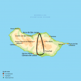Tropisch Madeira