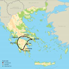 Privéreis Klassiek Griekenland