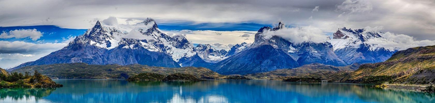 Vaargebied Zuid Amerika & Antartica