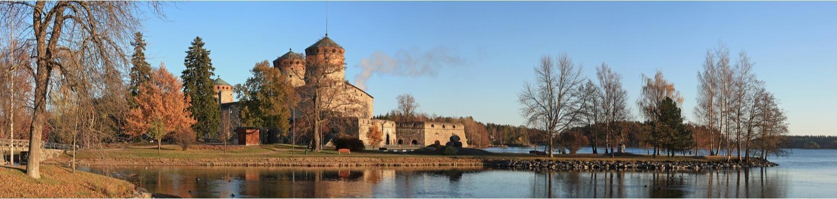 Kasteel van St. Olaf, Finland