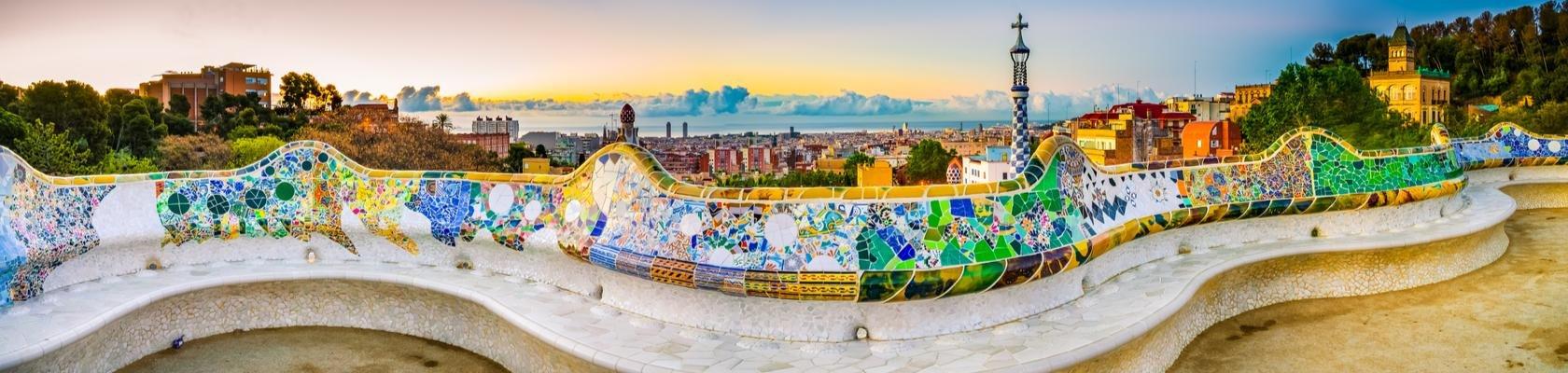 Park Güell: Barcelona