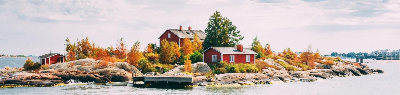 Rocky Island, Finland