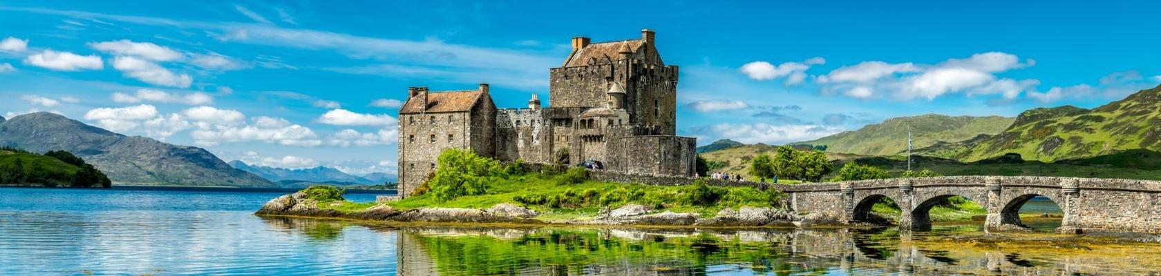 Eilean Donan Castle, Dornie