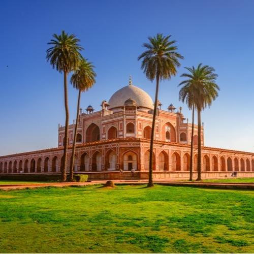 Romantische dating plaatsen in Delhi