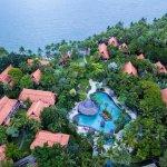 Anantara Hua Hin Resort, bovenaanzicht